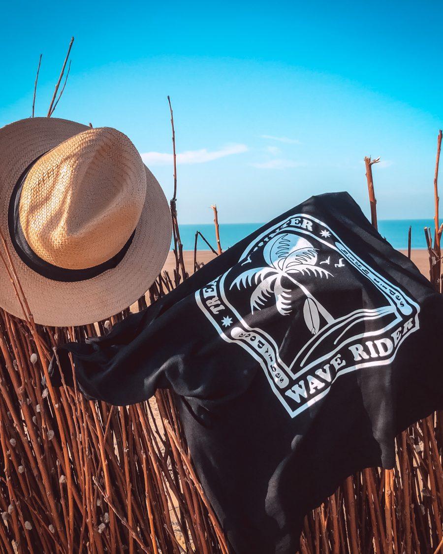 Waverider shirt voor de echte surfgirls