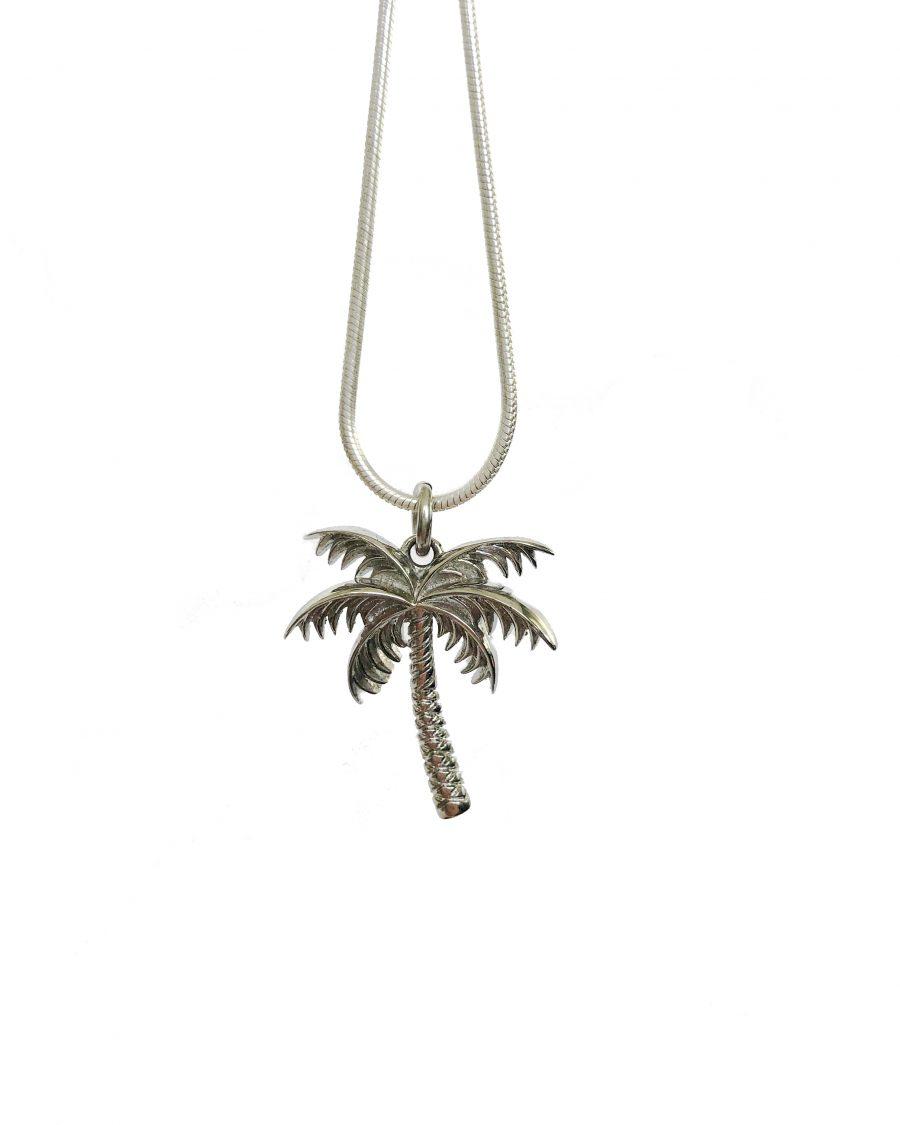 bedel palm zilver