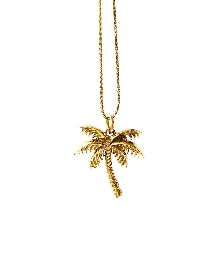 palm bedel  goud