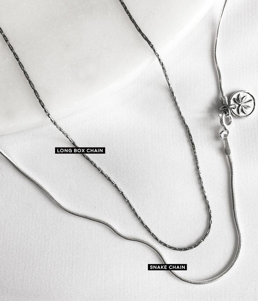 ketting-schakels-zilver