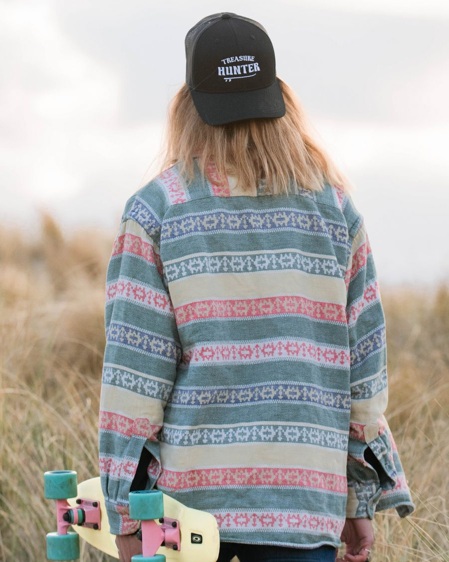 treasurehunter-skateboard-cap