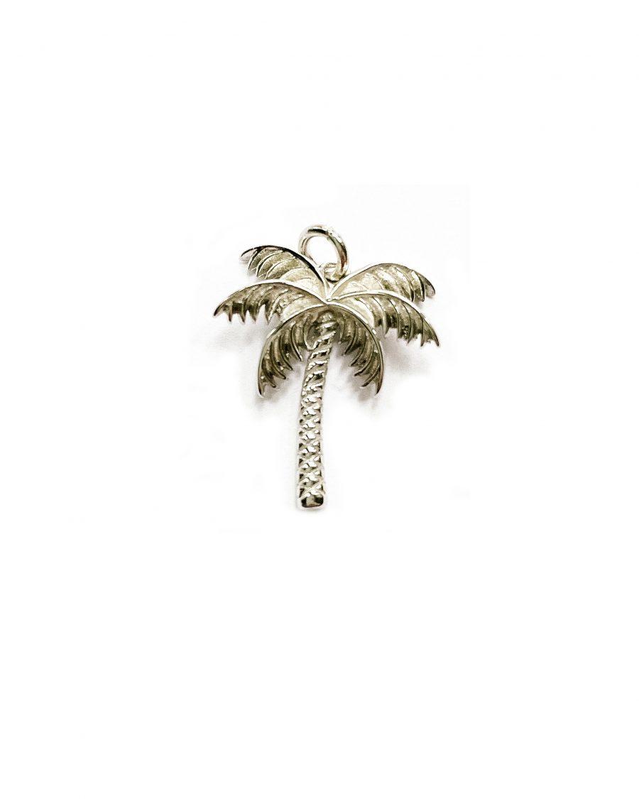 palmboom-bedel-zilver