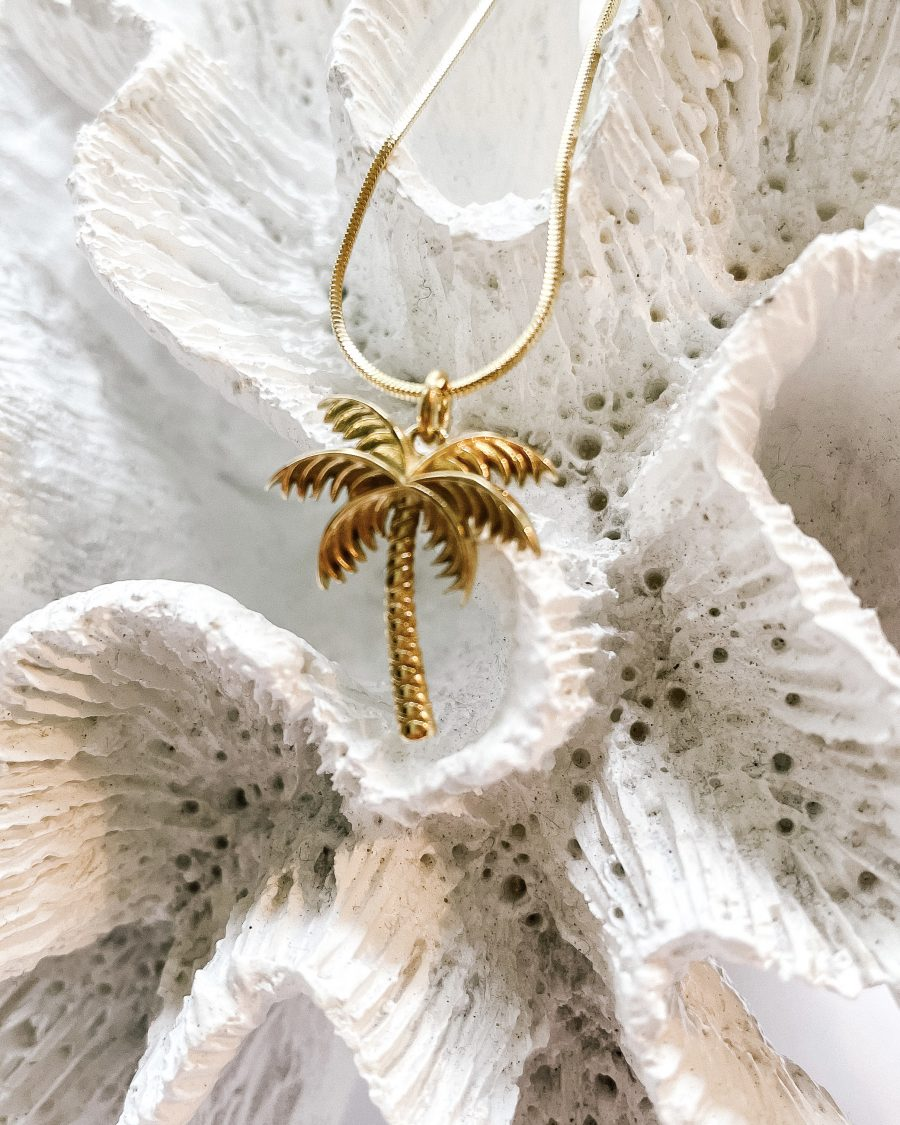 palmketting-goud