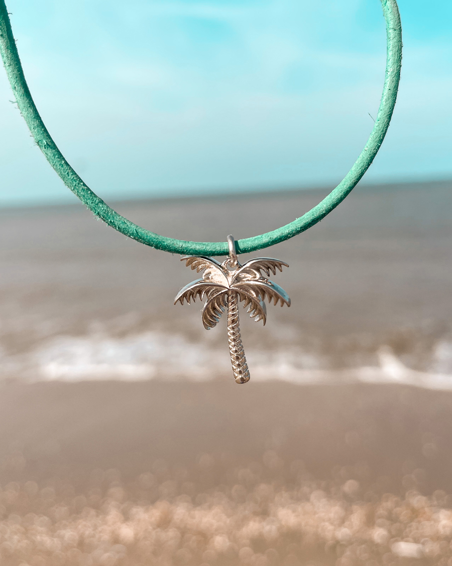 wander-palmboom-ketting-zilver